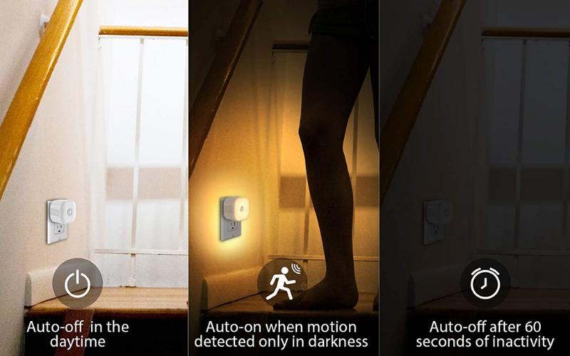 Best Motion Sensor Plug-In Outlet Timer
