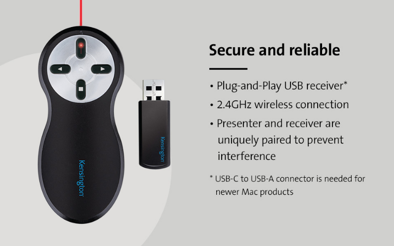 Best Wireless Presenters Connect
